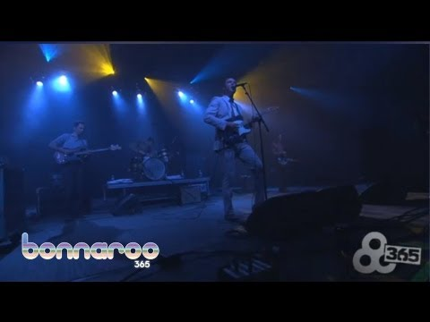"The Walkmen - ""Blue As Your Blood"" - Bonnaroo 2011 (Official Video) | Bonnaroo365"