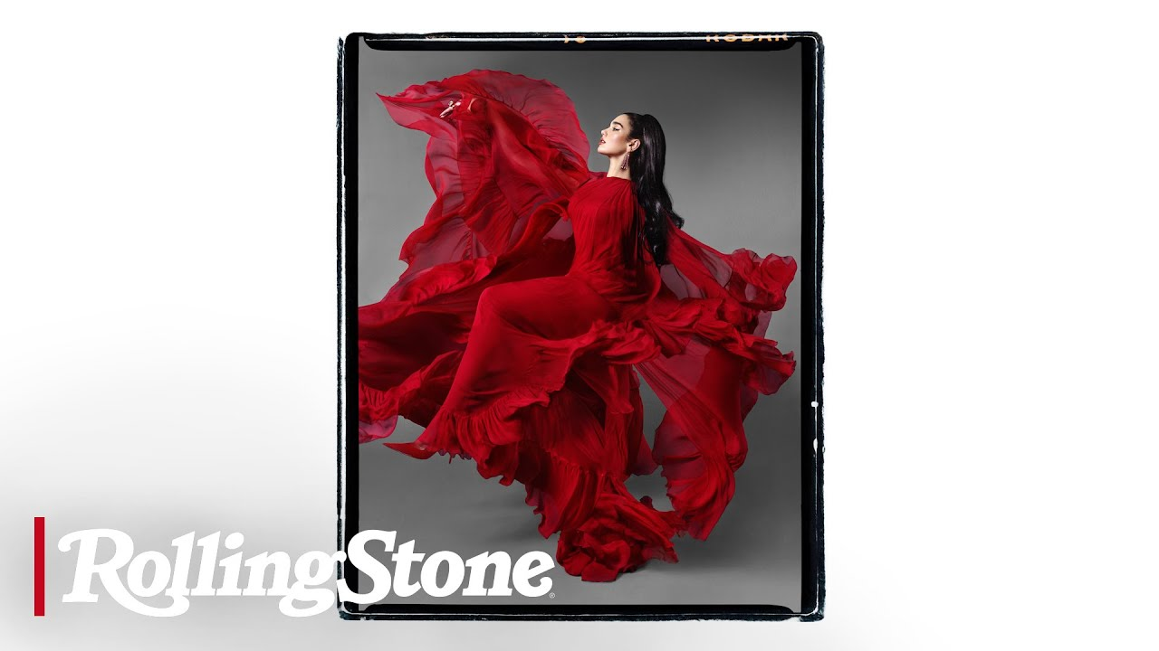 Dua Lipa: The Rolling Stone Cover