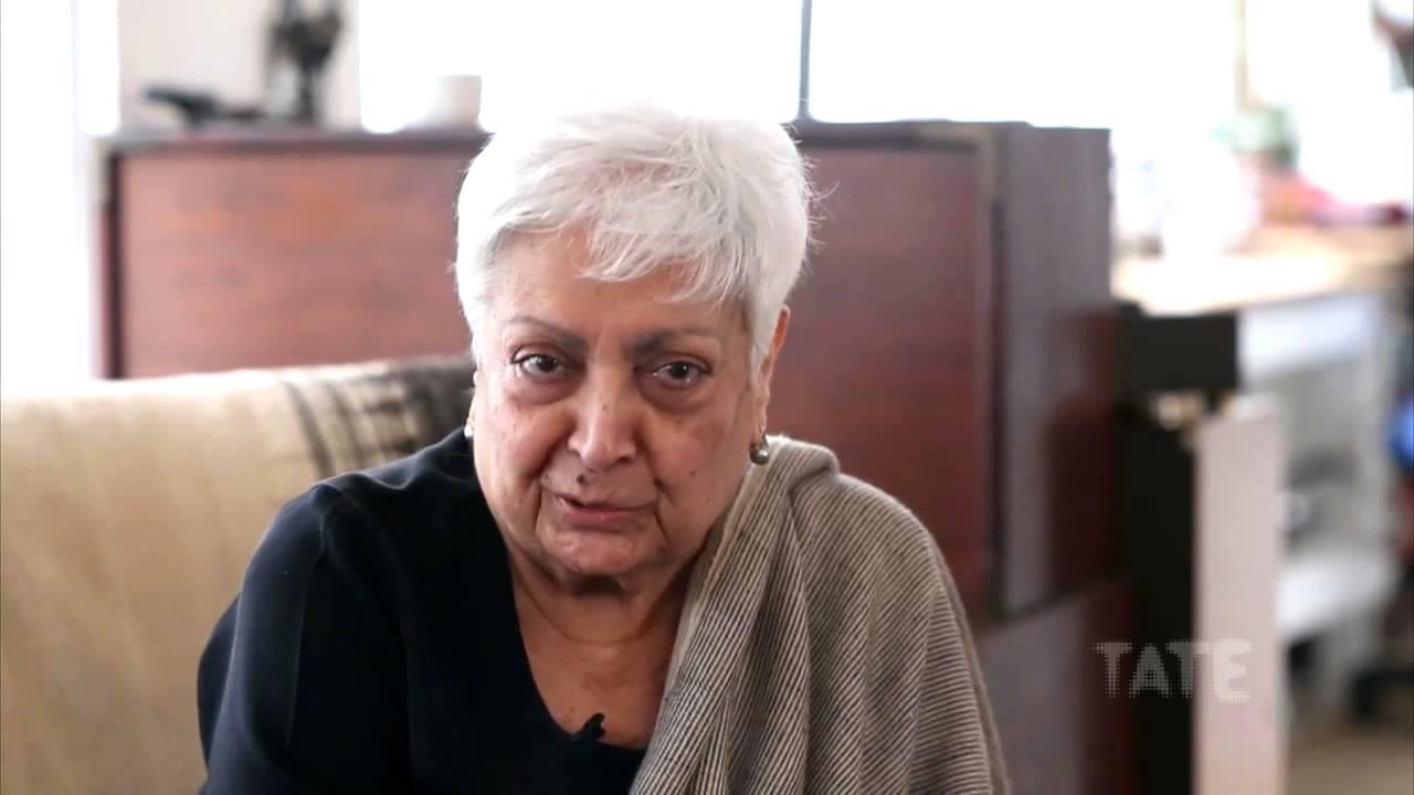 Zarina Hashmi – 'My Work is About Writing' | TateShots