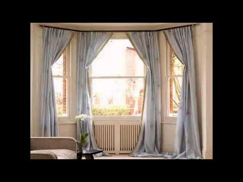 Curtains Ideas curtain rod for bay windows : Curtain Rods For Bay Windows