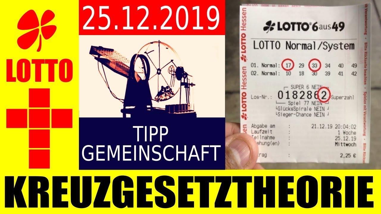 Lotto 6 Aus 49 Results Mittwoch