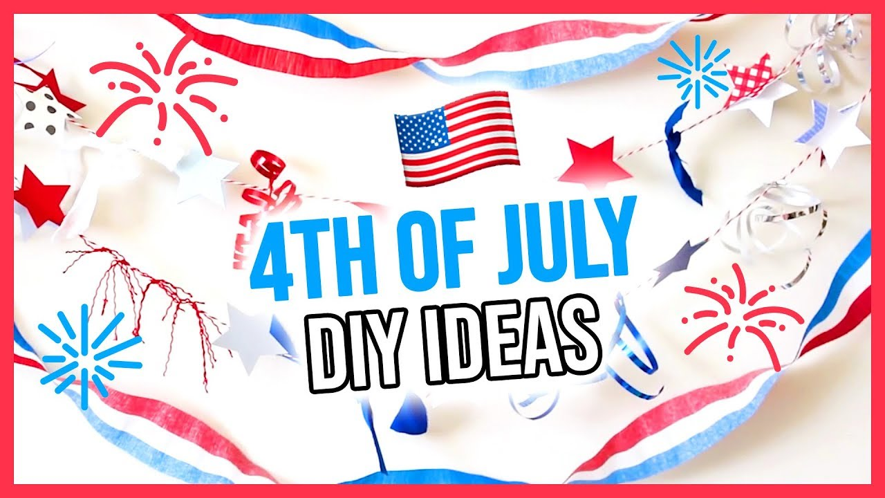 4th Of July Diy Ideas Diy Compilation Video Hgtv Handmade Youtube