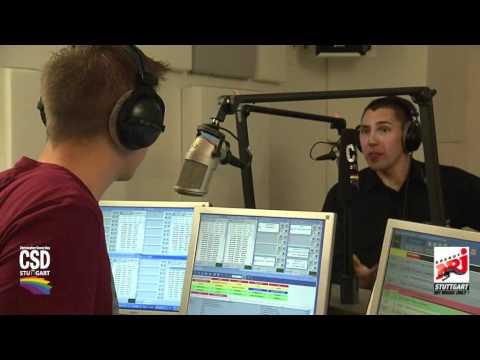 CSD im Radio - Interview Radio Energy Stuttgart