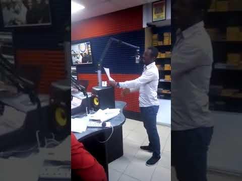 Nigeria Sports Scene on Classic FM 97.3
