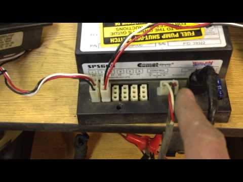 whelen sps 660 cometflash strobe power supply installation test Whelen Liberty Wiring-Diagram