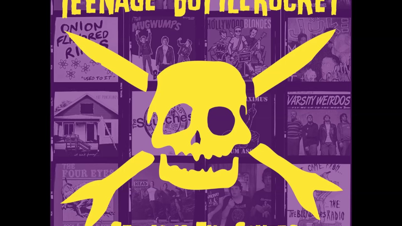 Teenage Bottlerocket : Stealing The Covers album download   Has it