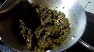 Sarso ki bhujiya ki recipe / easy and tasty