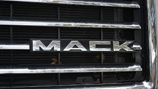MACK TRUCKS SLIDESHOW
