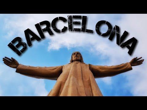 22 Dakikada BARCELONA TURU  VLOG 117