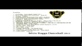 Mix Ragga Dancehall 2011 By MattKilla