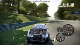 NFS SHIFT 2 Best Crashes