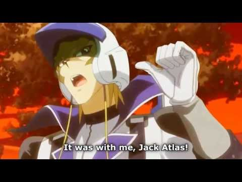 You expected Dio, but it was me, Jack Atlas!