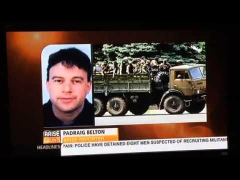 Paddy Belton Ukraine National bank report