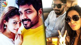 Love Birds Celebrate Vinayagar Chaturthi | Nayanthara, Vignesh Shivan | Mahat, Prachi
