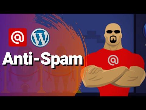 Spam free wordpress password