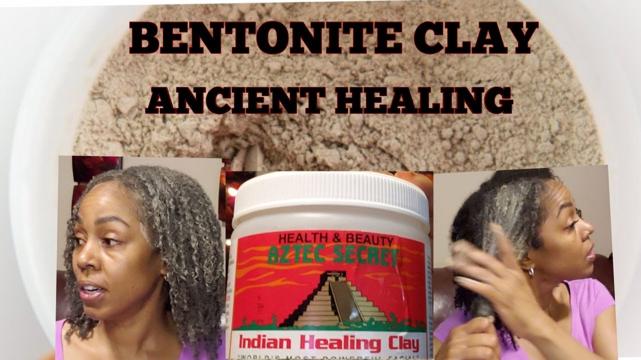 BENTONITE CLAY...???????? ANCIENT HEALING AYURVEDA