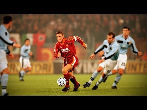 Francesco Totti ● Top 10 Goals ● Top 10 Passes (1992-2017) #Legend #Goodbye HD