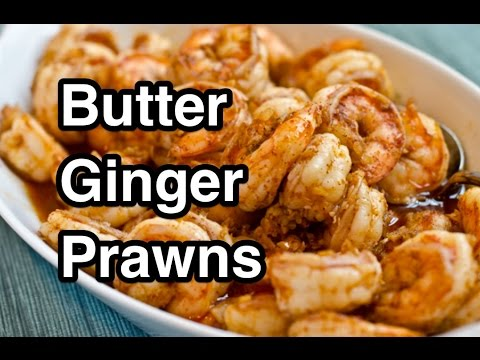 how to make king prawns