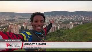 Mulget Amaru rumbo al Chocó   Telepacífico Noticias