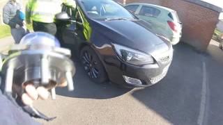 Как поменять передний подшипник ступицы Opel VAUXHALL  Astra  \ How to change the front hub bearing