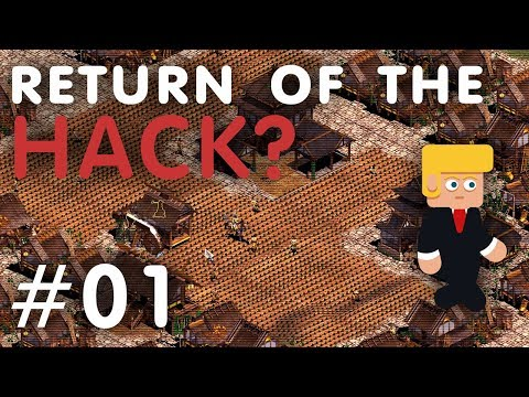 Age Of Empire II HD : Multiplayer Hack! #01