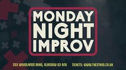 Monday Night Improv (Stand Comedy Club Glasgow)