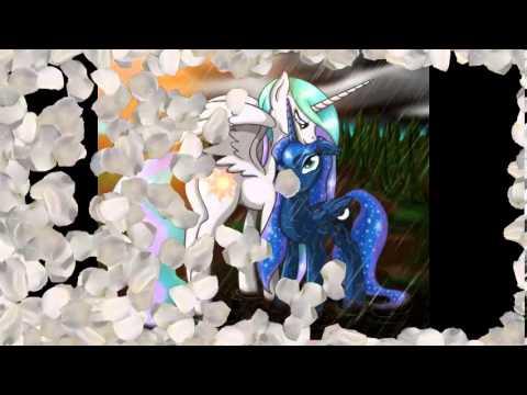MLP Картинки принцессы Луны  и Селестии.