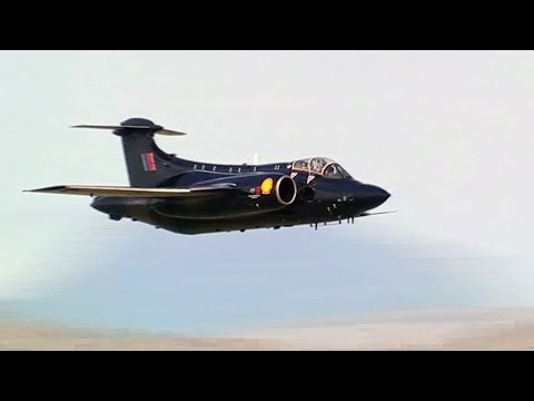 Blackburn Buccaneer  British Nuclear Bomber