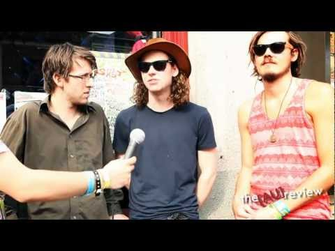 Half Moon Run (Montreal) - In Conversation with the AU review at SXSW 2012.