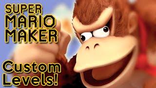 JUNGLE FEVER! || Super Mario Maker (Online Level Madness!)