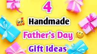 4 Handmade Fathers Day Gift Ideas • Fathers Day Gift Ideas 2021 • Easy Fathers Day Gift In Lockdown