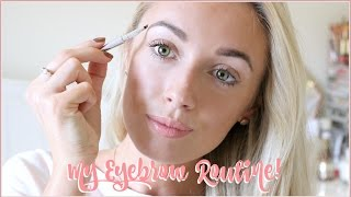 My Eyebrow Routine! Preparation, Natural Brows & A Bold Brow Tutorial! | Fashion Mumblr AD