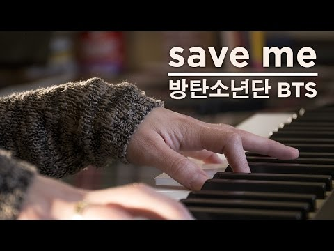 SAVE ME // BTS (piano Cover)