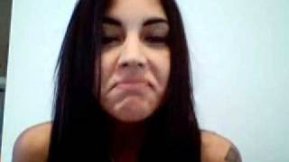 Veronica Ciardi in videochat by Luca Casadei Management - 2010 - parte 4