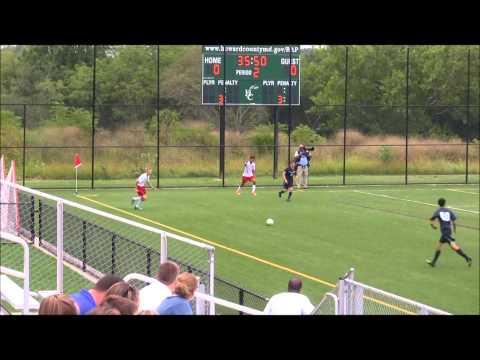 Glenelg High School vs Howard High School Boys Soccer Varsity