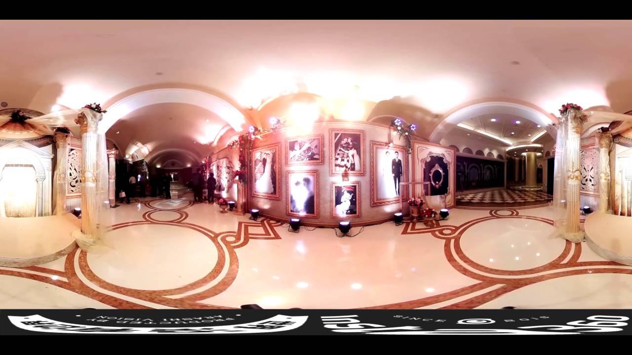 Vr 360 Wedding Ceremony: Brica Insta360 【360video】360° In Wedding Ceremony