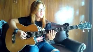 Ale Funky Guitaris Preman Picking Bass