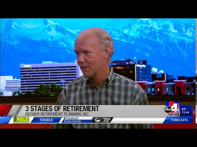 3 Stages of Retirement