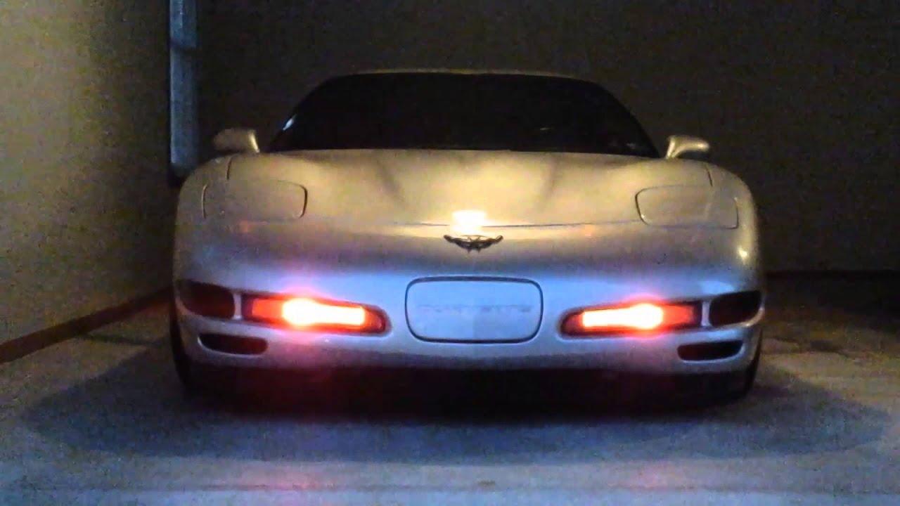 C5 Corvette Knight Rider Light Version 5 Youtube