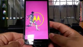 Instalar BootAnimation Android 7 - Nougat en Motorola Moto E/G/X /Z todas las Generaciones