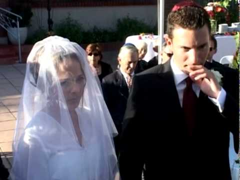 Gaby & Shaun Stein - V'erastich Li (The Ring Ceremony) (Part 2)