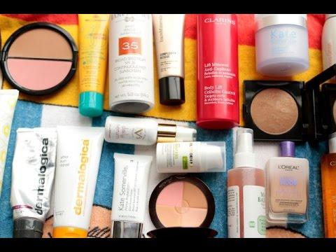 My Summer Beauty Essentials