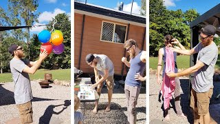 Aussie Brother See Colour For First Time