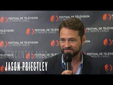 Jason Priestley : Beverly Hills 90210, nostalgie, 90's... Interview