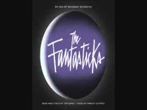 I Can See It - The Fantasticks