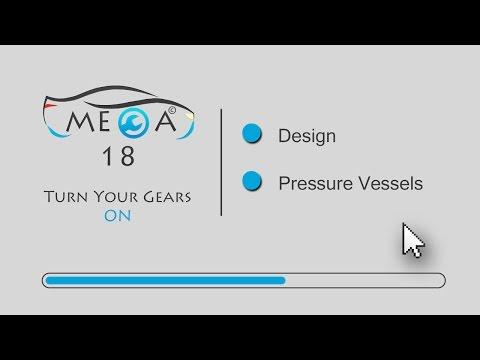 Meca18 Online Academy | Design1 | Pressure Vessels