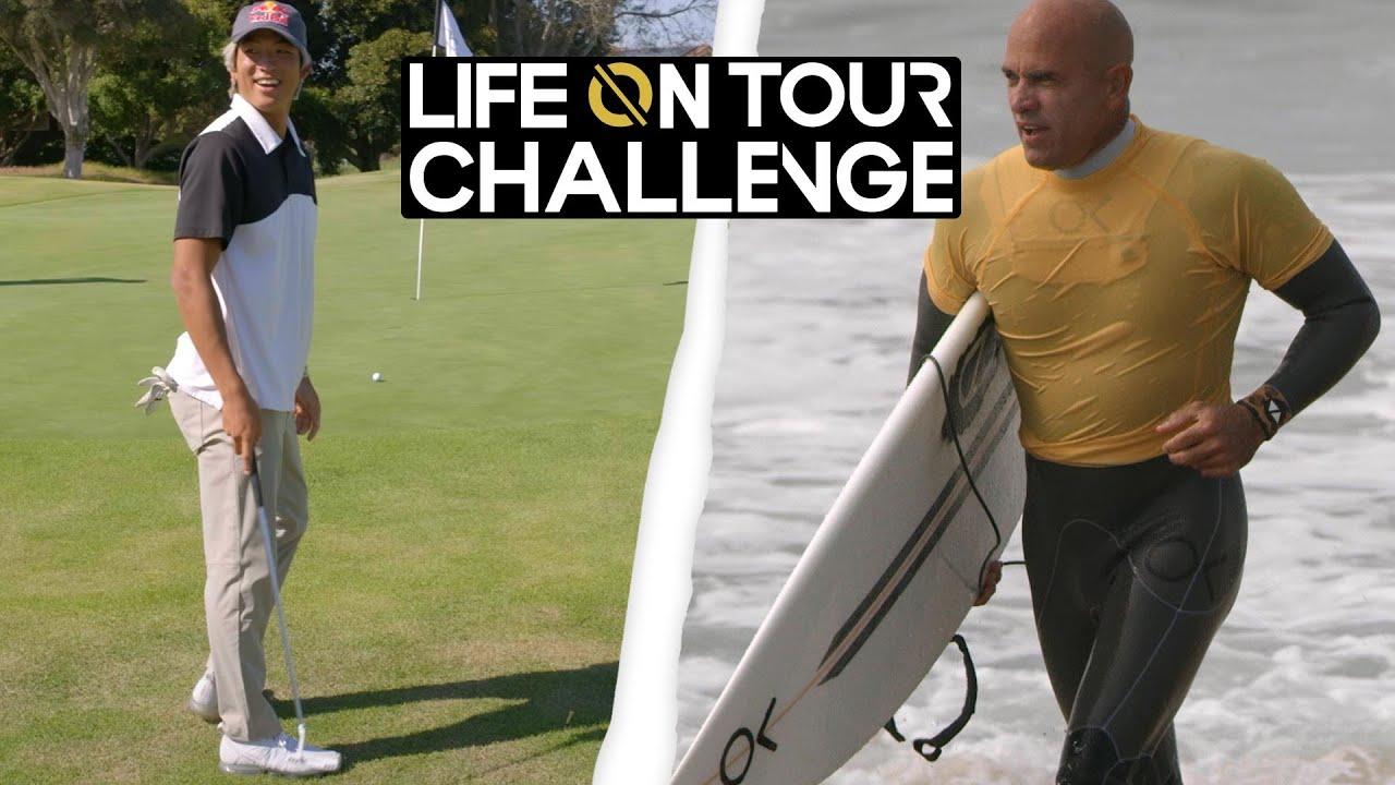 Download WSL x TravisMathew: Life on Tour Challenge