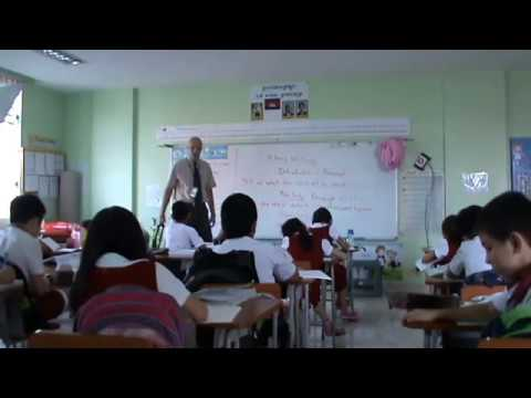 Classroom management, responsibility, and basic story structure