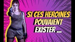 Si ces héroïnes pouvaient exister - Andy
