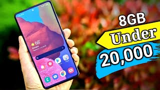 Top 5 Best Phone Under 20000 in india 2020 | Best phone Under 20000
